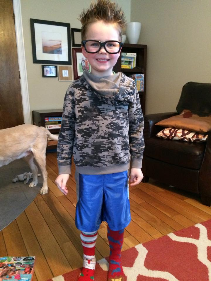 Preschool Wacky Wednesday